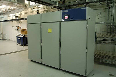 Bahnson Environmental Specialties ES2000 Temperature Humidity Chamber 115 Cu Ft