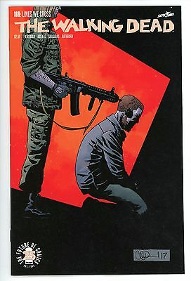 The Walking Dead  #169  * First Print *   Nm