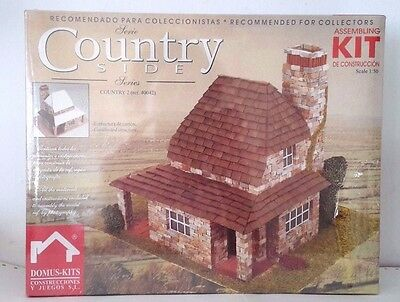 DOMUS KITS serie COUNTRY SIDE - ASSEMBLING KIT 40042 - scala 1/50 COUNTRY 2