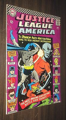JUSTICE LEAGUE OF AMERICA #47 -- September 1966 -- VG Or Better