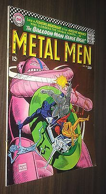 METAL MEN #24 -- March 1967 -- F Or Better -- A