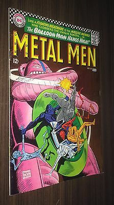 METAL MEN #24 -- March 1967 -- VG/F Or Better -- B