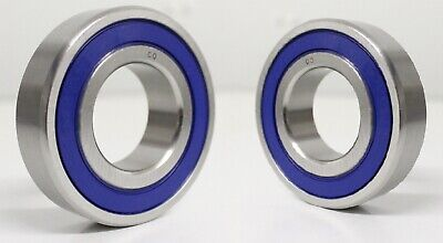 SS 6206 ZZ + SS 6207 2RS Stainless Steel Ball Bearing for Maytag Neptune washer