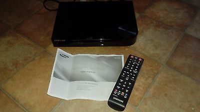 samsung blu ray player instructions