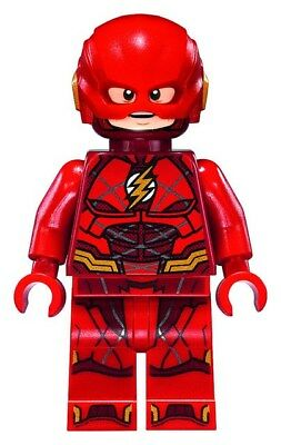 LEGO Super Heroes DC - The Flash Minifigure (2017)