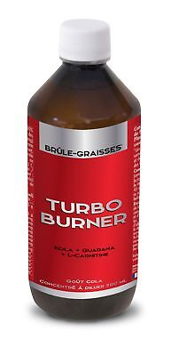 Turbo Burner Brûleur de Graisses Solution Buvable