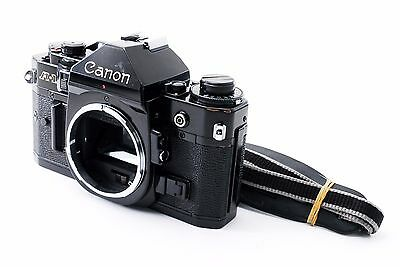 canon a 1 slr film camera serviced tested working! • cad