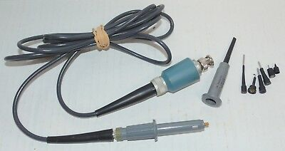 Tektronix  P6009 Current Probe with  Extra Tips