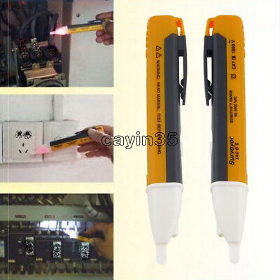 1PCS 90-1000V AC Electric Power Voltage Tester Volt Pen Detector Sensor NEW