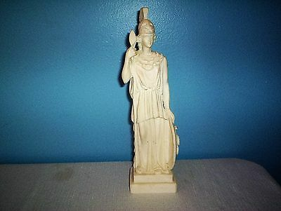 Aohna Greek Statue Alabaster?  10 Inches High