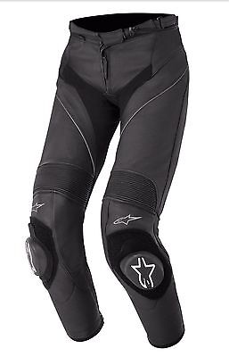 Alpinestars Missile Leather Pants 50 EUR / 34US Black