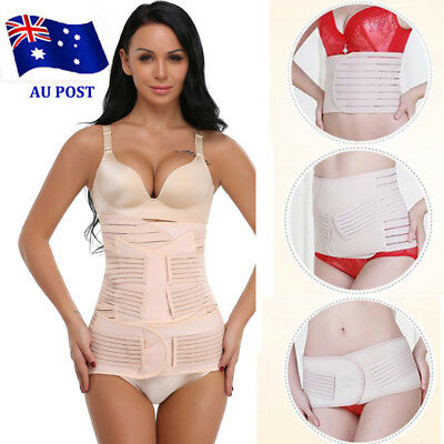 Postpartum Postnatal Abdominal Support Belly Recovery Belt After Pregnancy Wrap