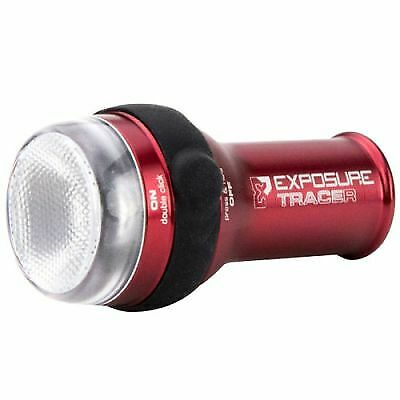 Exposure Lights TraceR Rear Bike / Cycling / Cycle Light With DayBright