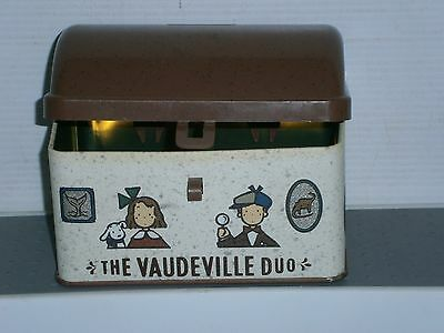T1751 Collectable The Vaudeville Duo Money Box