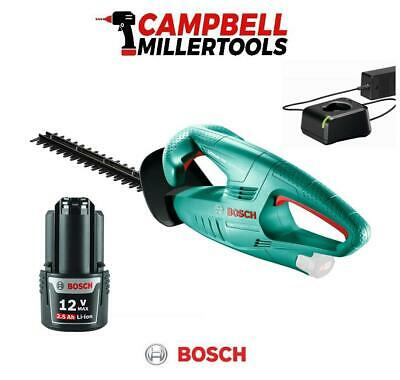 Bosch AHS 35-15 Li 12 V Cordless Hedge Trimmer 1 x 2.5Ah + AL 1130 - 0600849B72