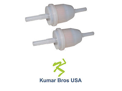 In- Line KOHLER Fuel Filter 25 050 22-S 2 New TWO