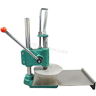 CE Dough Roller Dough Sheeter Pasta Maker Kitchen Pizza Dough Pastry Press DHL