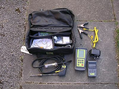 tpi 709R gas analyser