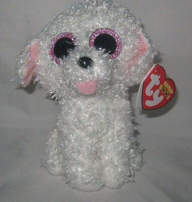 Ty Beanie Boos - Pippie The Dog (15Cm) - New With Ty Tags - Genuine Product