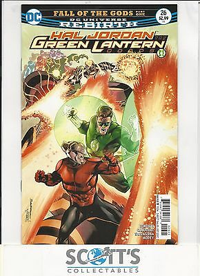 Hal Jordan And Green Lantern Corps  #26  New  (Bagged & Boarded)
