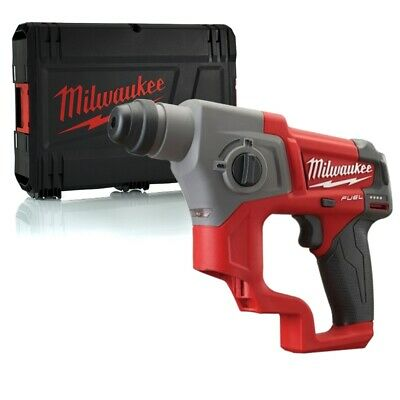 Milwaukee M12CH-0 12V Compact SDS Hammer Drill (Body Only)