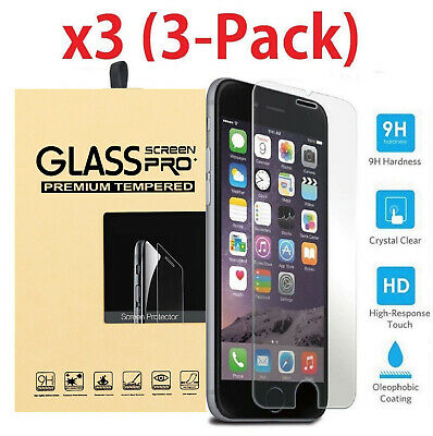 Premium Real Screen Protector Tempered Glass Protective Film For iPhone 7/8 Plus