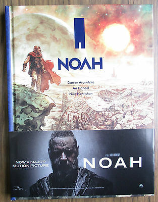 Noah. Graphic Novel 2014. Hardback