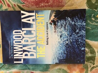 The Accident by Linwood Barclay (Paperback / softback)