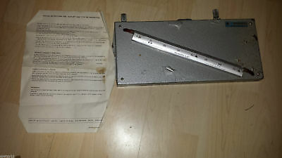Airflow Type 504 Airflow Development Test Set Manometer Gas Test