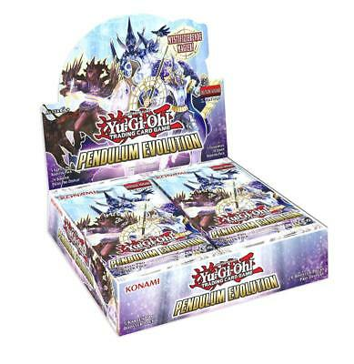 Yu-Gi-Oh! Pendulum Evolution Display (24 Booster) Neu & OVP