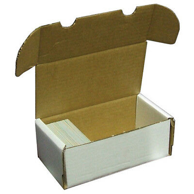 BCW 1BX400 400 Ct Box Holds 350 Trading Cards And 560 Collectible Gaming Cards