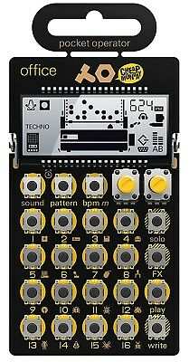 teenage engineering PO-24 Pocket Operator Office Synthesizer