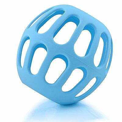 Kinps High Temperature Resistant Organic Material Anti-Drop Anti-Explosion Blue