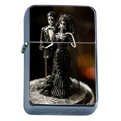 Wedding Cake D8 Windproof Dual Flame Torch Lighter Refillable