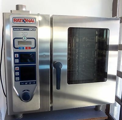 Rational kombidämpfer cpc 61 GAS