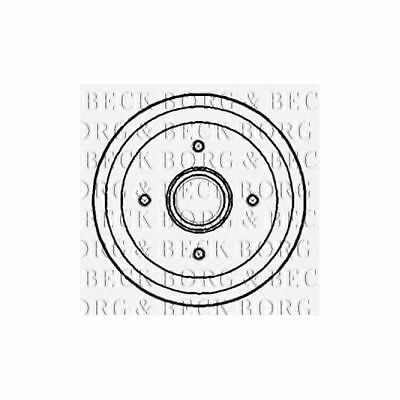 Variant3 Borg & Beck Rear Brake Drum Genuine OE Quality Replacement