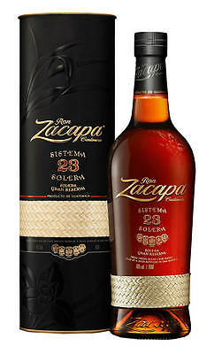 Ron Zacapa 23YO Centenario Rum 750ml (Boxed)