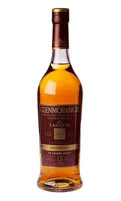 Glenmorangie Lasanta 12YO Single Malt Scotch Whisky 700ml (Boxed)