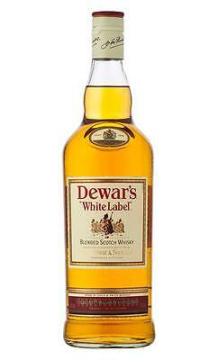 Dewar's White Label Scotch Whisky 1 Litre