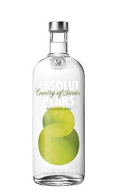Absolut Pears Vodka 1 Litre