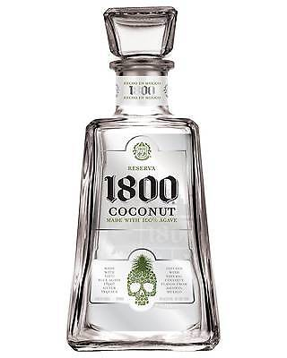 1800 Tequila Coconut Mexican Tequila 750ml