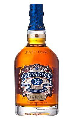 Chivas Regal 18YO Scotch Whisky 750ml (Boxed)