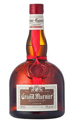 Grand Marnier Cordon Rouge French Liqueur 700ml