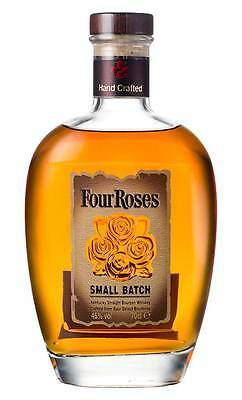 Four Roses Small Batch American Bourbon Whiskey 700ml