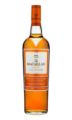 Macallan Amber Single Malt Scotch Whisky 700ml (Boxed)