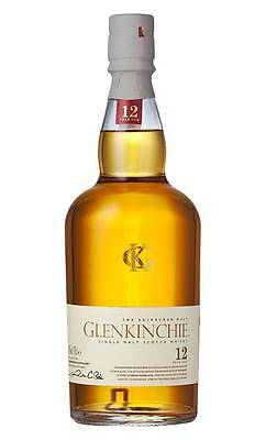 Glenkinchie 12YO Scotch Whisky 700ml (Boxed)