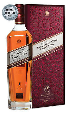 Johnnie Walker The Royal Route Explorers' Club Collection 1 Litre (Boxed)