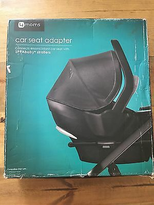 4moms Infant Car Seat Adapter for Uppababy Stroller