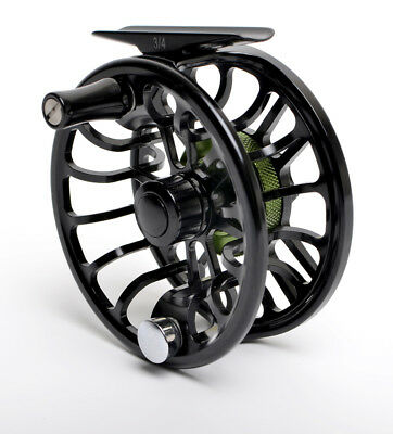 STALKER HSG WaterProof Large Arbour Fly Fishing Reel