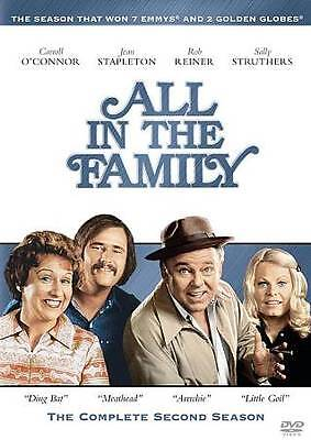 All in the Family: Complete Second Seaso DVD